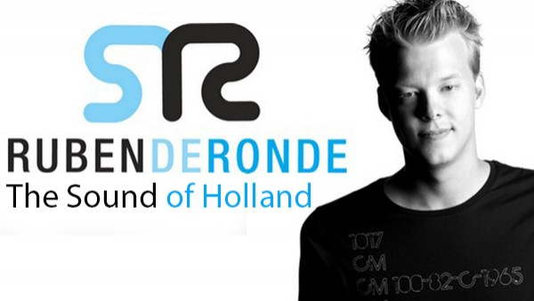 Ruben de Ronde - The Sound of Holland 217