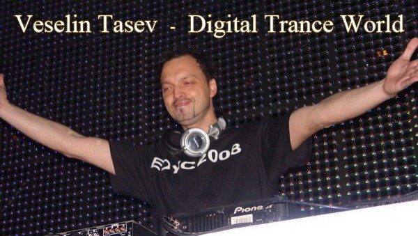 Veselin Tasev - Digital Trance World 320