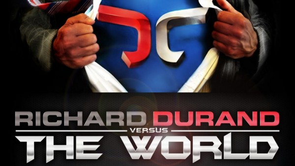 Richard Durand - Richard Durand vs The World Radio 014