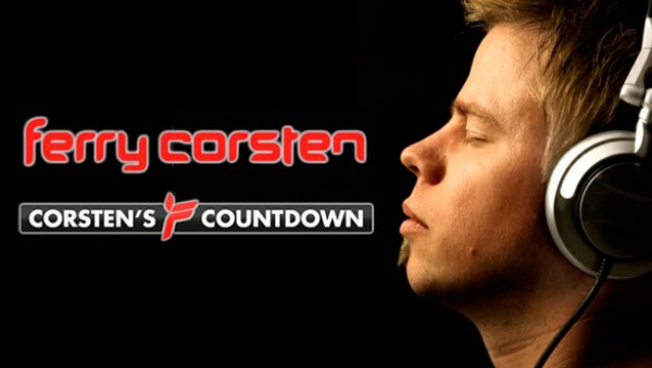 Ferry Corsten - Corsten's Countdown 340 (Yearmix 2013)