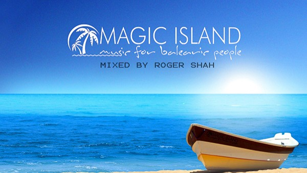 Roger Shah - Magic Island - Music for Balearic People 329