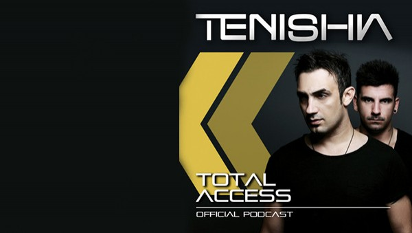 Tenishia - Total Access Podcast (April 2014) (Live from The Gallery - Londo