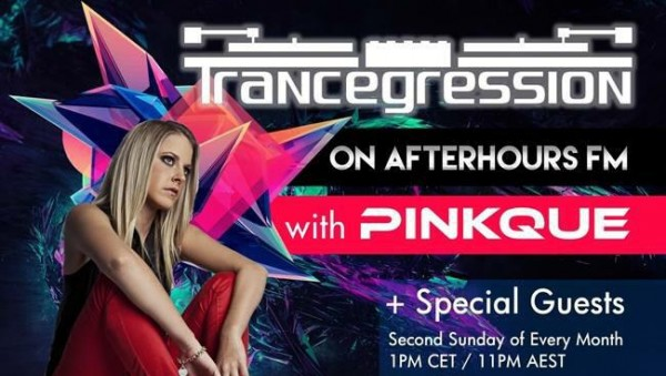 Trancegression 003 (guests Flynn & Denton)