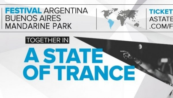 Ben Gold - A State of Trance 700 Buenos Aires