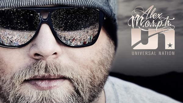 Alex Morph - Universal Nation 169