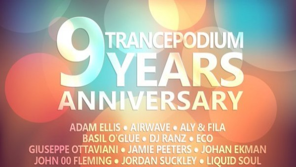 DJ Eco - TrancePodium 9th Year Anniversary