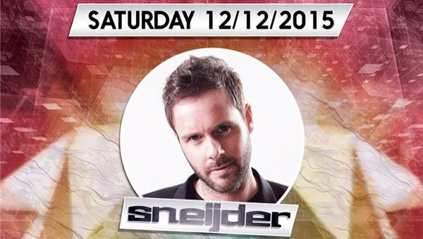 Sneijder - Live @ Art Of Trance, Matis Club Bologna, Italy