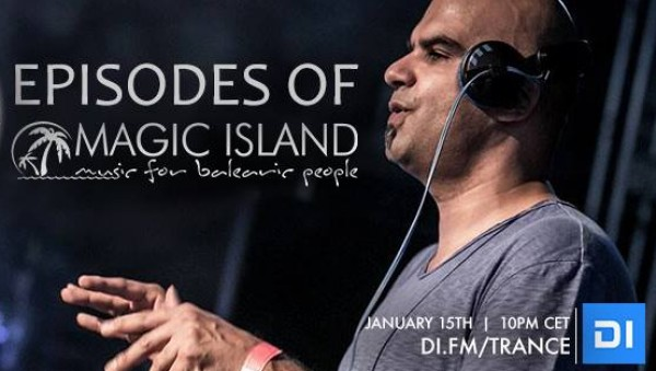 Roger Shah - Magic Island - Music for Balearic People 400