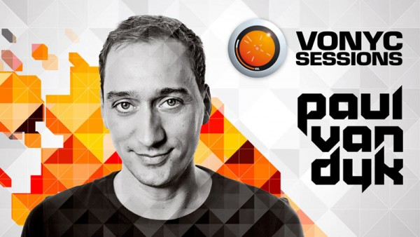 Paul Van Dyk - Vonyc Sessions 416 (Spotlight mix Maarten de Jong)