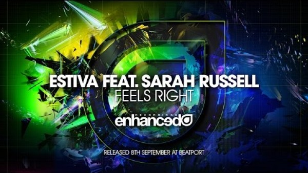 Estiva feat. Sarah Russell - Feels Right