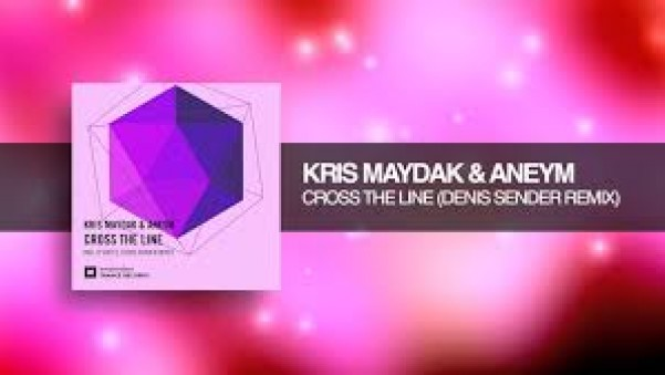 Kris Maydak and Aneym - Cross The Line (JP Bates Remix)