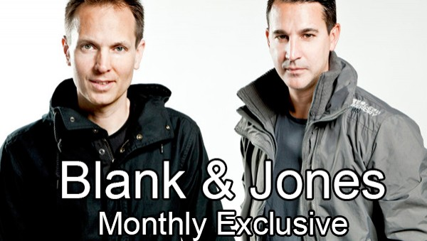 Blank & Jones - Monthly Exclusive (September 2014)
