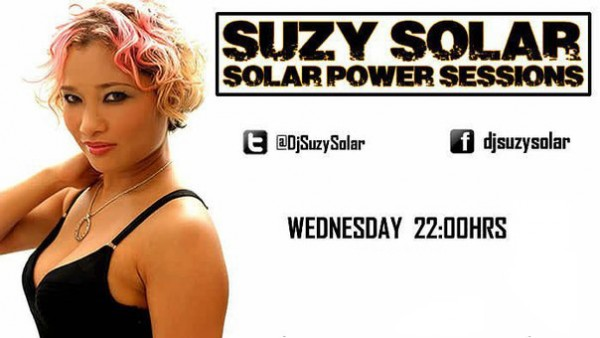 Suzy Solar - Solar Power Sessions 742 (New Year Edition)