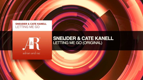 Sneijder feat. Cate Kanell - Letting Me Go